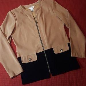 Worthington Blazer Jacket Soft Suit Coat Tall
